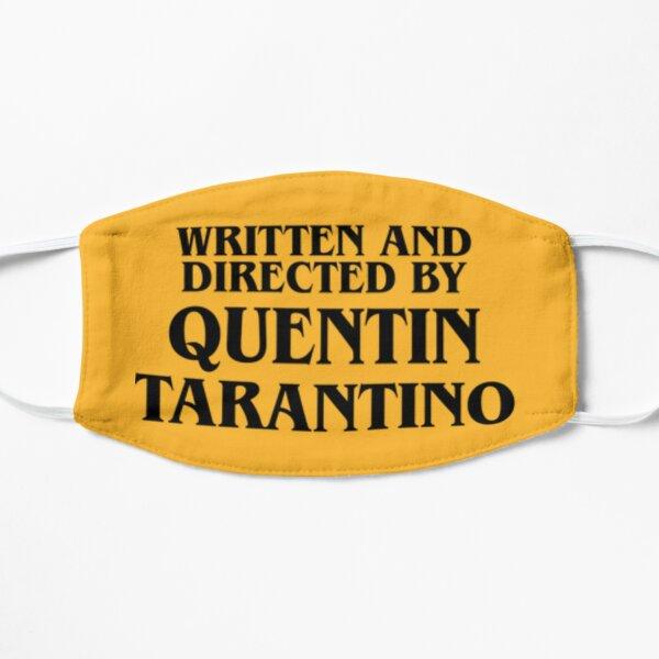 Quentin Tarantino Flat Mask