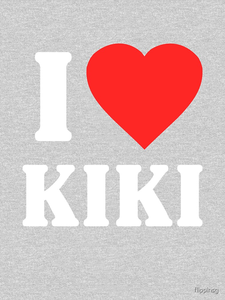 I Love Kiki by flippinsg