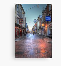 Rochester  Canvas Print