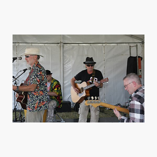 Narooma Oyster Festival Photographic Print