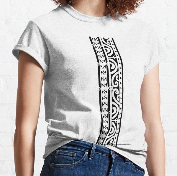 Mana'o Tattoo Studio Tahiti VOYAGE & TIKI band T-shirt classique