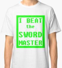 I Beat the Sword Master Classic T-Shirt