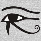 Eye of Horus / Ra by shhevaun