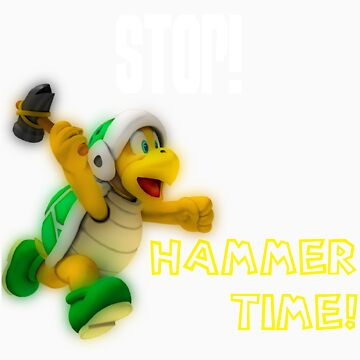 Hammer Time by Erizium