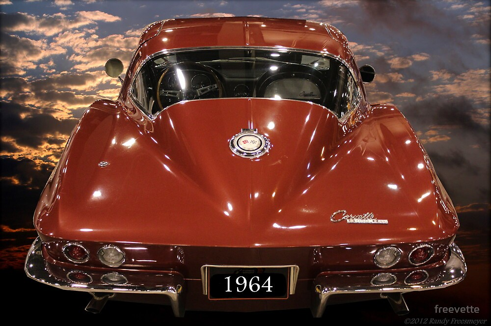 '64 Vette by freevette