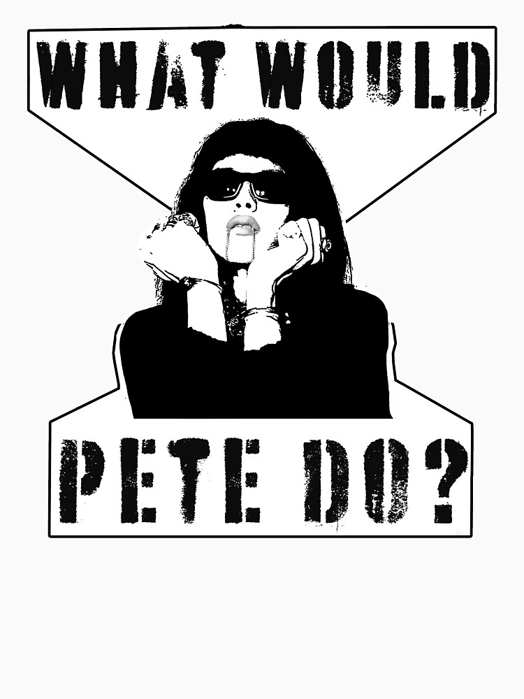 What Would Pete Do? by ConnyMacabre