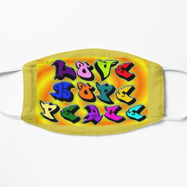Love, Hope, Peace Mask