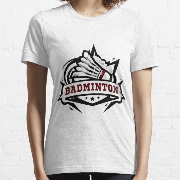 Badminton Stars Essential T-Shirt