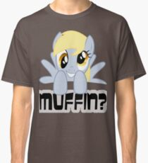 Derpy Hooves - Muffin? Classic T-Shirt