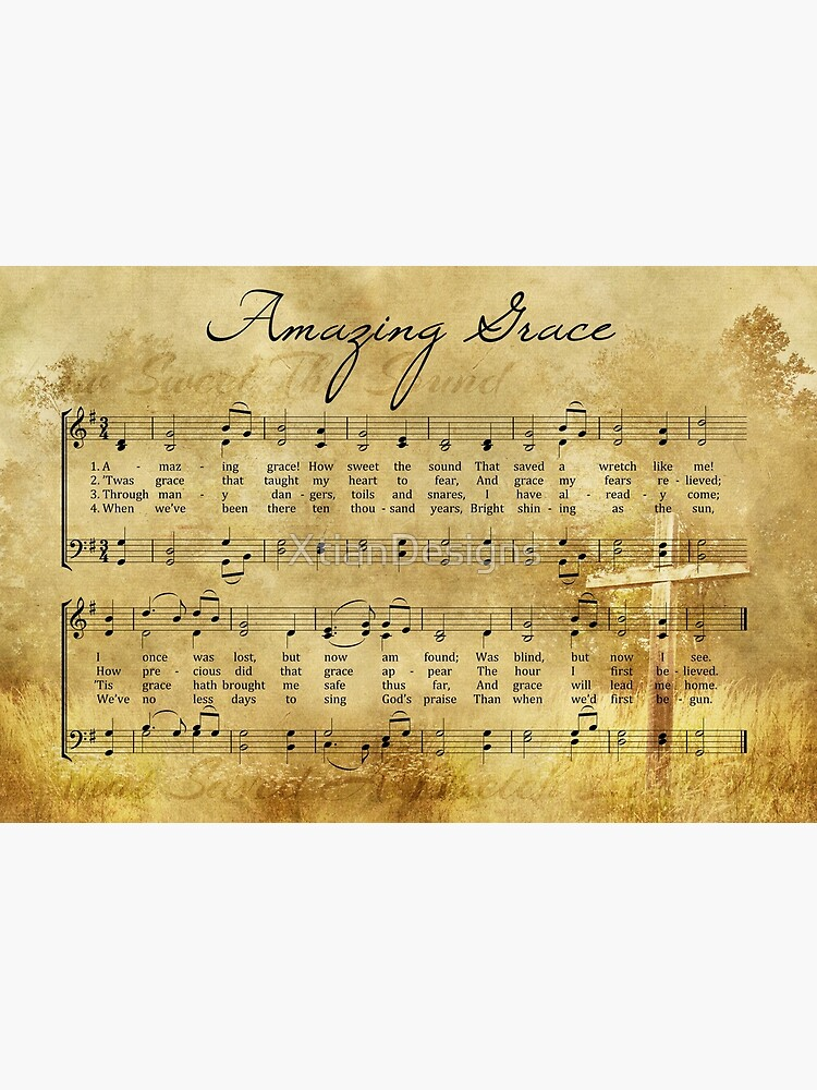 Amazing Grace by XtianDesigns