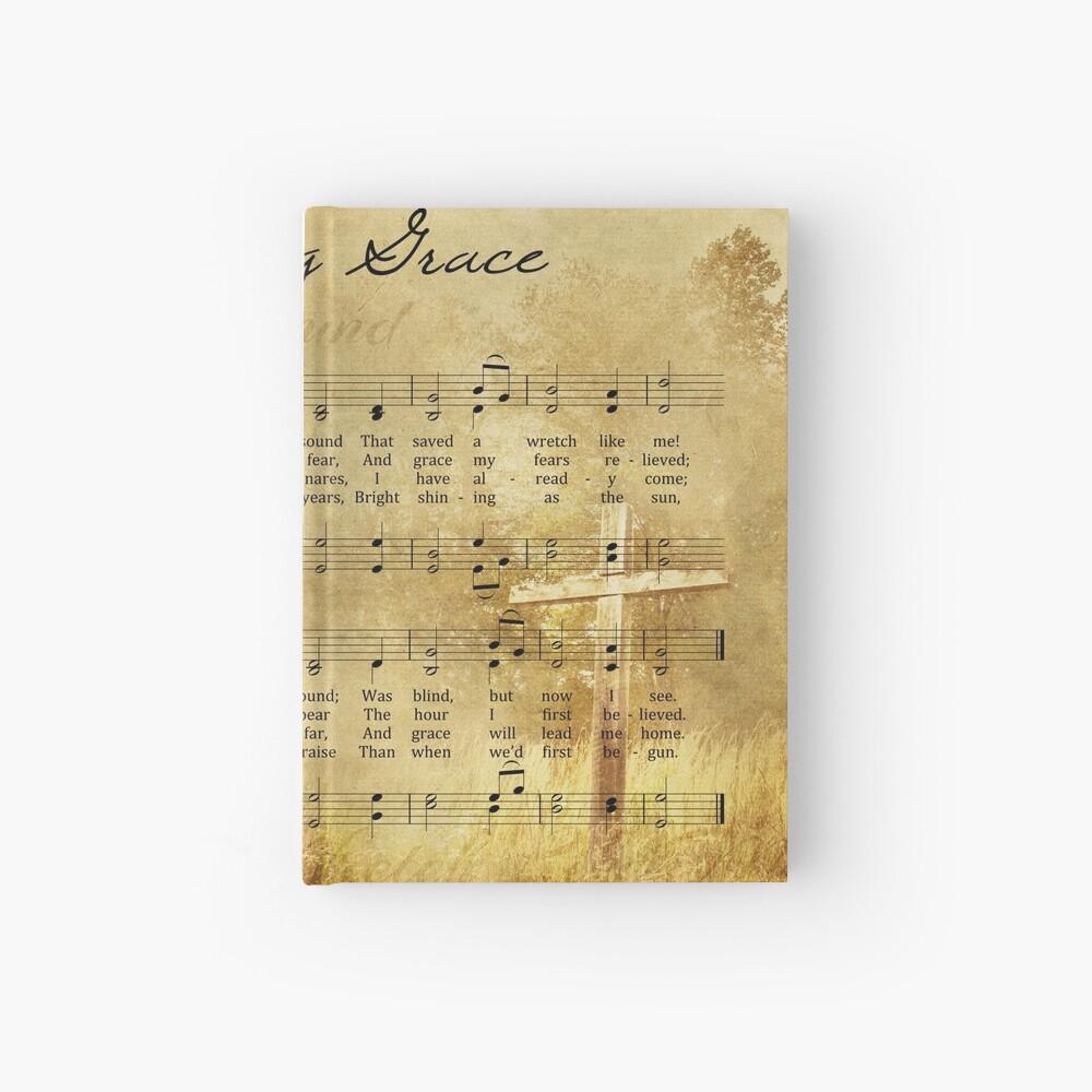 Amazing Grace Hardcover Journal