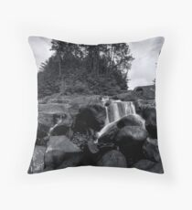 Mclarens pine ridge Throw Pillow