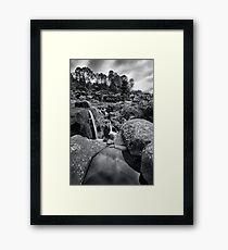 Mclarens alignment Framed Print