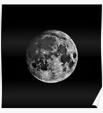 The moon March 2012 Poster