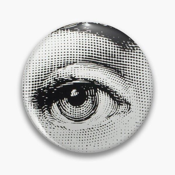 [Ephemeral Curiosities]  Right Eye Pin