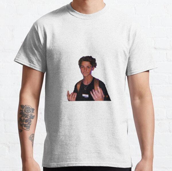 PAYTON MOORMEIER // TIKTOK BOY // E-BOY Camiseta clásica