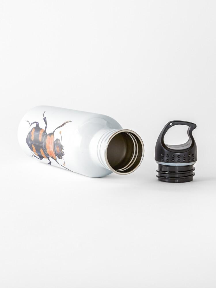 Alternate view of American Burying Beetle Water Bottle