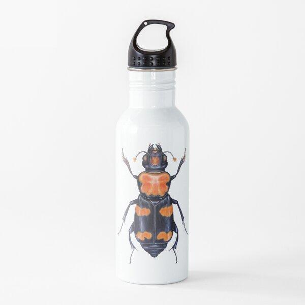 American Burying Beetle Water Bottle