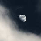 The moon by SHOT