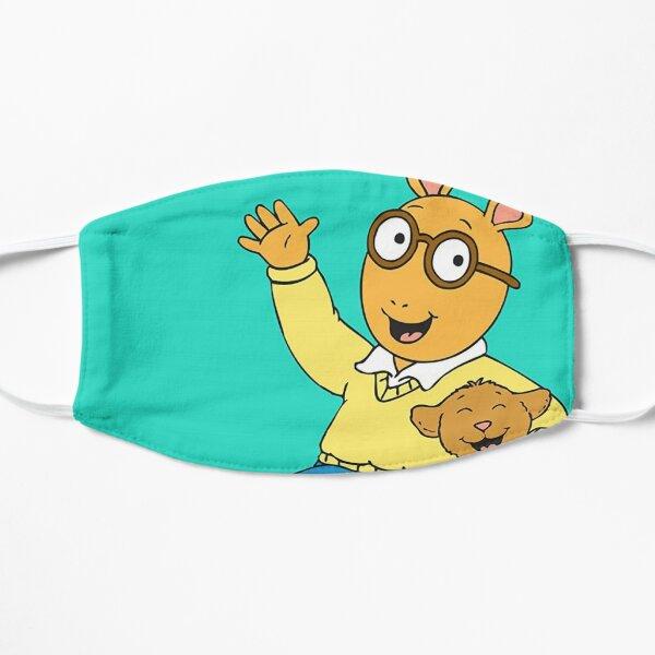 Arthur and Dog Mask