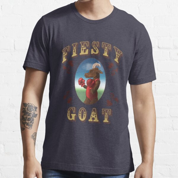 Fiesty Goat Essential T-Shirt