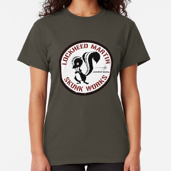 Skunk Works - ADP Roundel Patch - Clean Style Classic T-Shirt