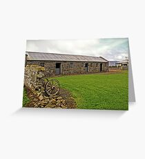 Highfield Historic Site - Stables Greeting Card