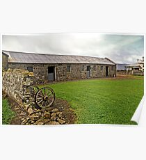 Highfield Historic Site - Stables Poster