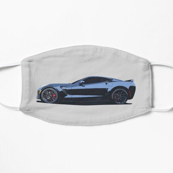 C7 Chevy Corvette - stylized color Flat Mask