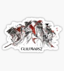 Guild Wars 2 Sticker