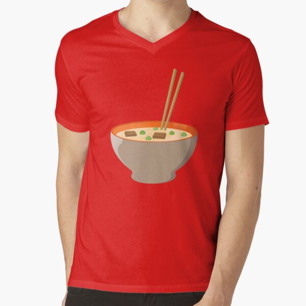 Chinese food V-Neck T-Shirt