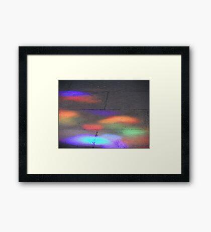 Divine Light #17 Framed Print