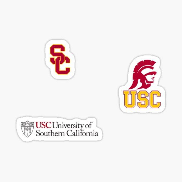 USC Sticker Pack Sticker