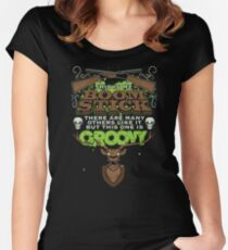 This is my Boom Stick! Women's Fitted Scoop T-Shirt
