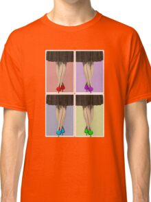 Vibrant Shoes Classic T-Shirt