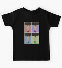 Vibrant Shoes Kids Tee