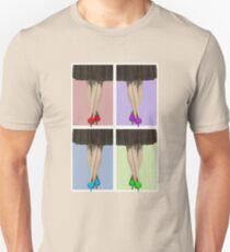 Vibrant Shoes T-Shirt