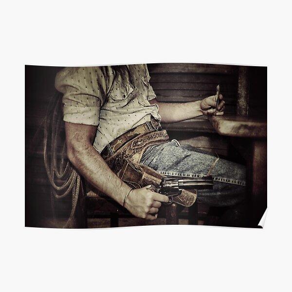 Dead man's hand Poster