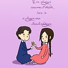 A sweet disadvantage by YuriOokino