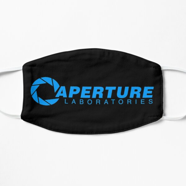 Aperture Science Shirt Portal Mask