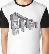 Arcade Henge Graphic T-Shirt