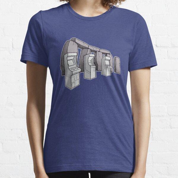 Arcade Henge Essential T-Shirt