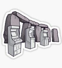 Arcade Henge Sticker