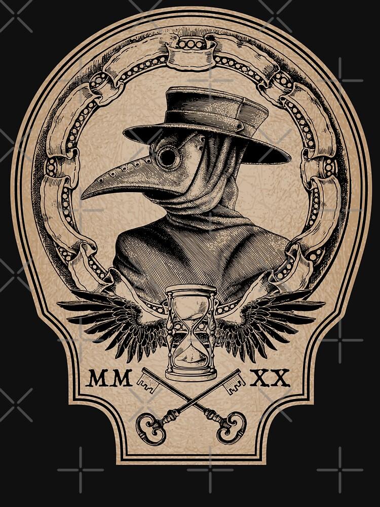 Vintage Plague Doctor by RavenWake