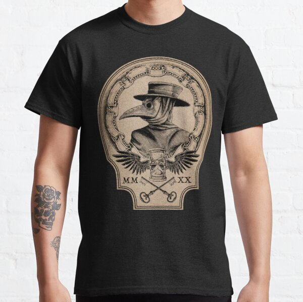 Vintage Plague Doctor Classic T-Shirt