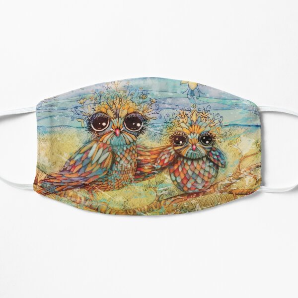 little owl Mask