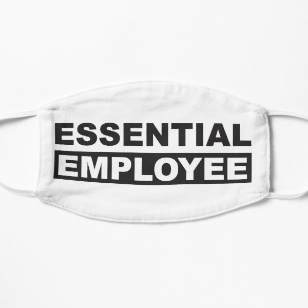 Essential Employee Mask