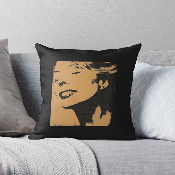 Joni Mitchell - FREEDOM Throw Pillow