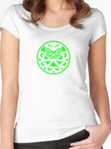 Hail Cthulhu Women's Fitted Scoop T-Shirt
