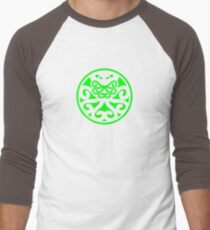 Hail Cthulhu Men's Baseball ¾ T-Shirt